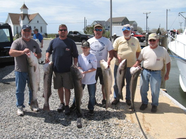 BIG WHOPPER FISH! Maryland Chesapeake Bay Fishing Charters